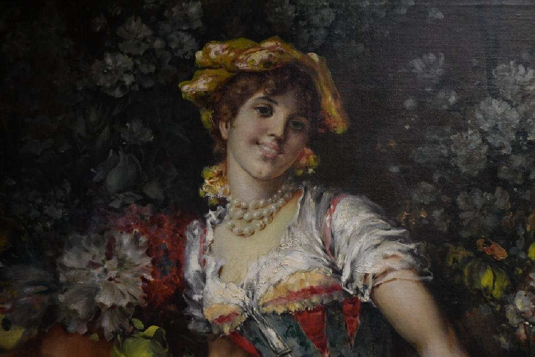 """FRANCESCO OLIVA: """"PORTRAIT OF A GIRL"""" - 2"""