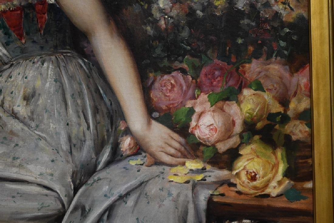 """FRANCESCO OLIVA: """"PORTRAIT OF A GIRL"""" - 3"""