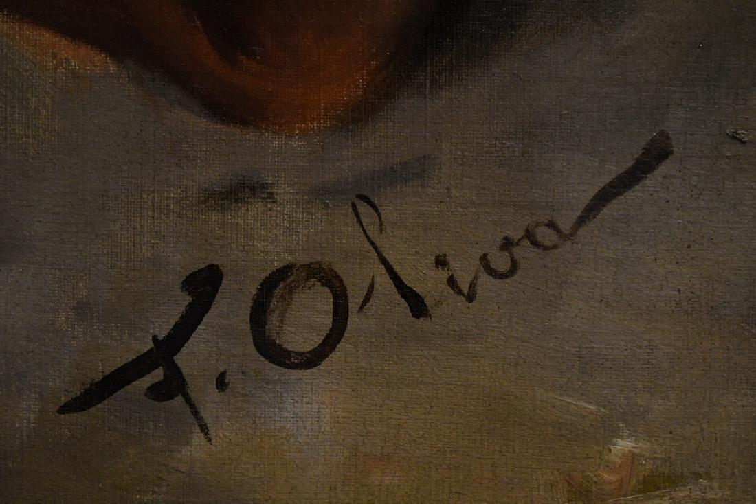 """FRANCESCO OLIVA: """"PORTRAIT OF A GIRL"""" - 6"""