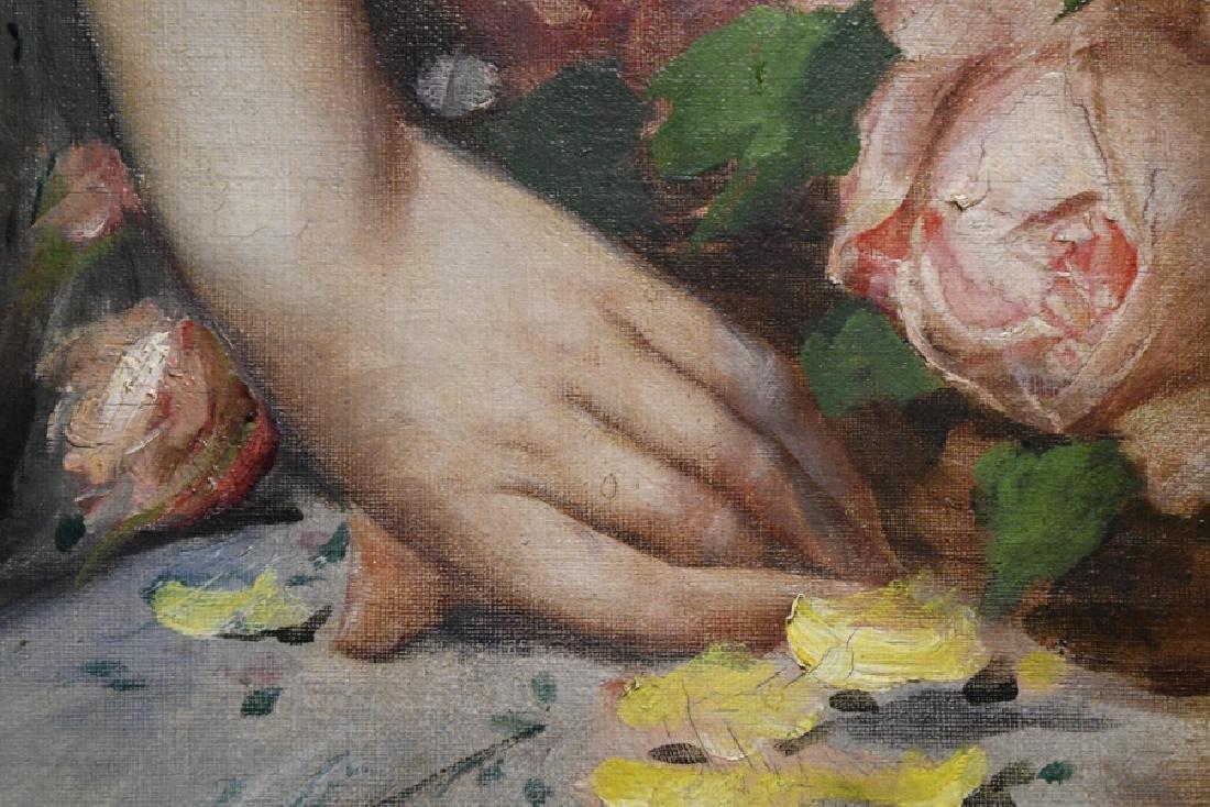 """FRANCESCO OLIVA: """"PORTRAIT OF A GIRL"""" - 9"""