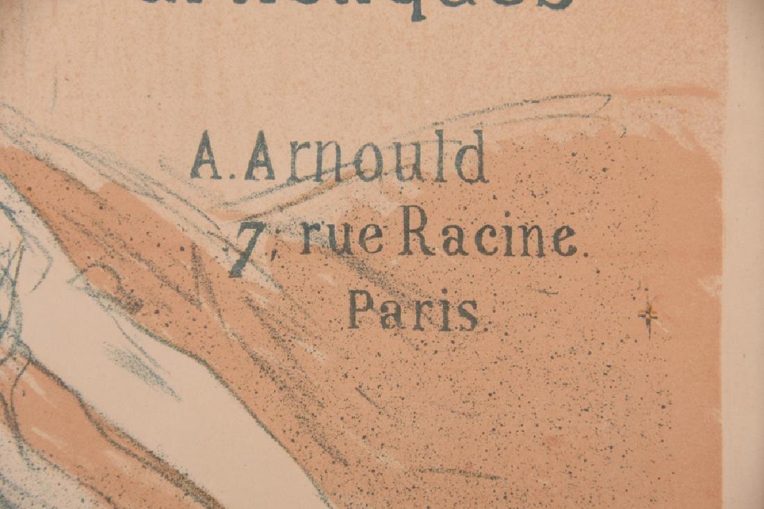 """HENRI DE TOULOUSE-LAUTREC: """"DEBAUCHE DEUXIEME PLANCHE)"""" - 4"""