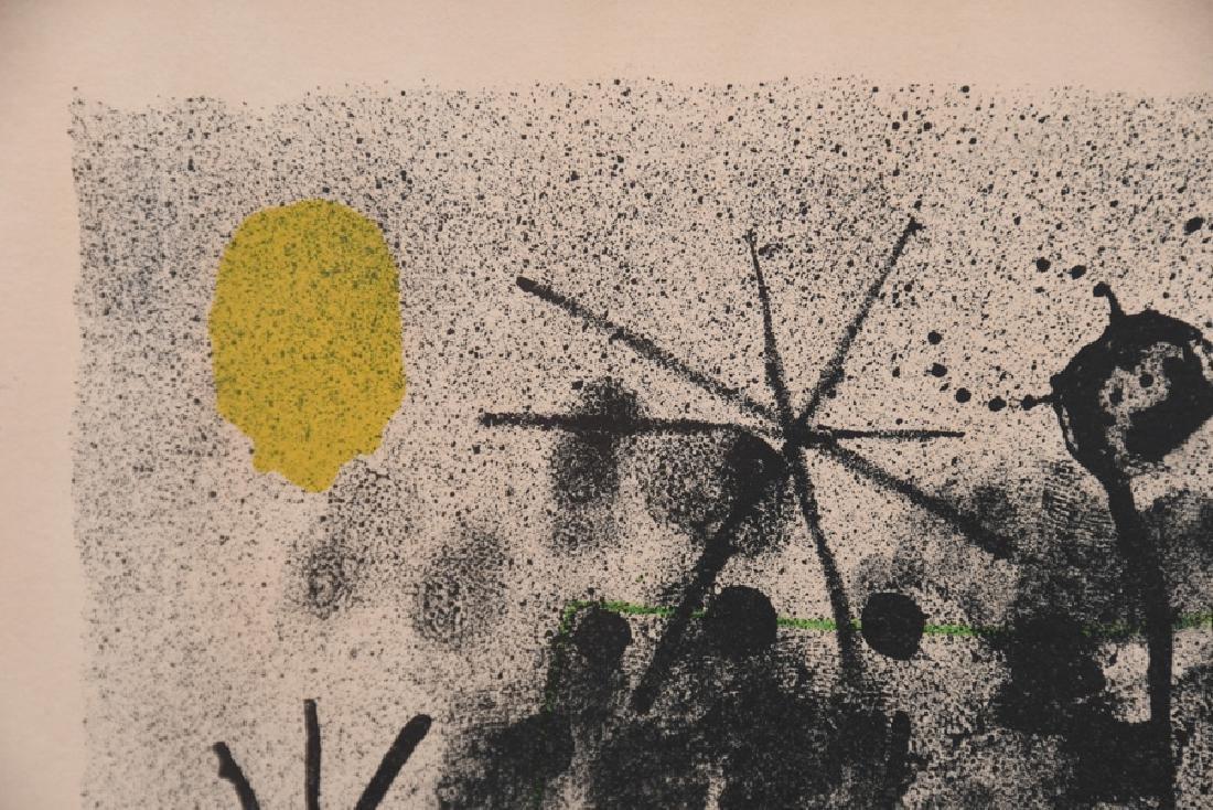 "JOAN MIRO: ""CONSTELLATIONS"" - 2"