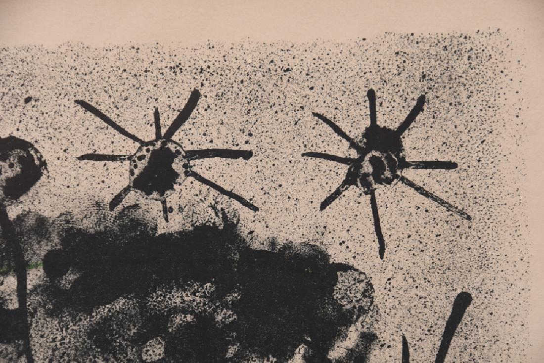 "JOAN MIRO: ""CONSTELLATIONS"" - 3"