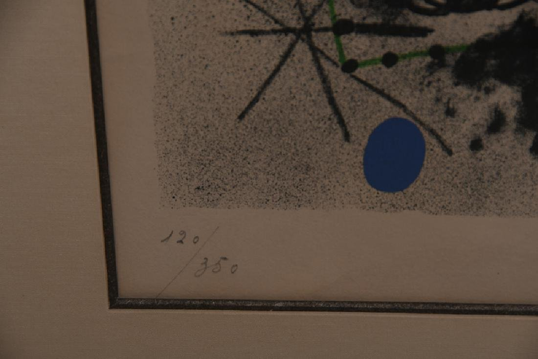 "JOAN MIRO: ""CONSTELLATIONS"" - 6"