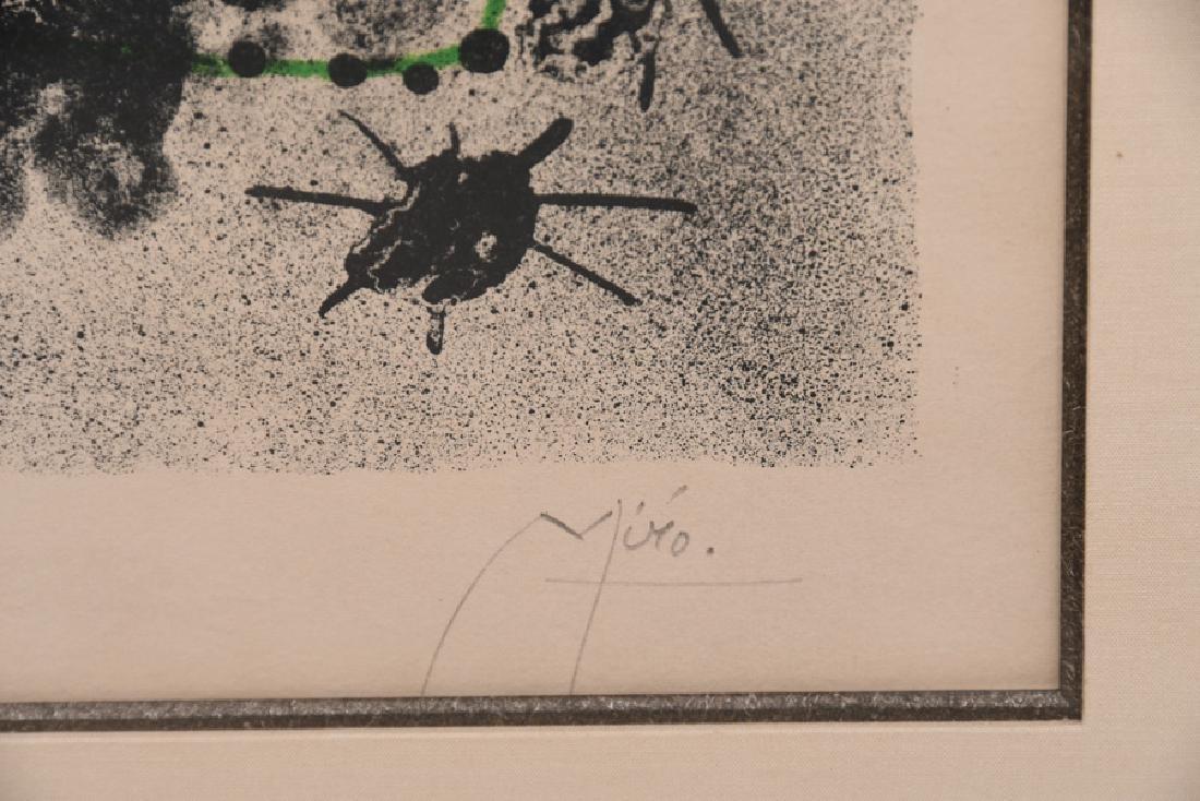 "JOAN MIRO: ""CONSTELLATIONS"" - 7"