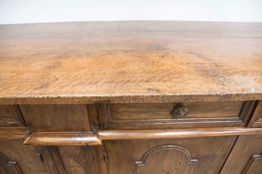 ITALIAN WALNUT SIDEBOARD - 2