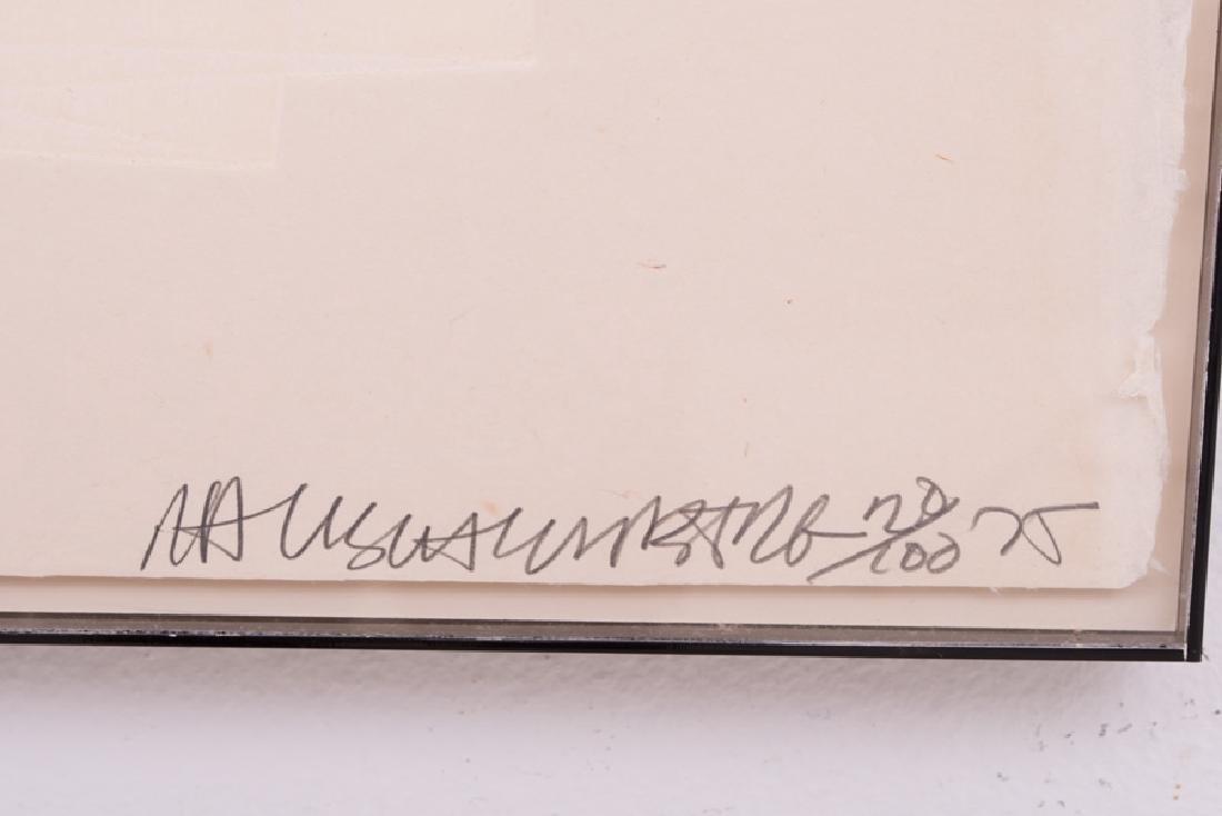 "ROBERT RAUSCHENBERG: ""ARCADE"" - 5"