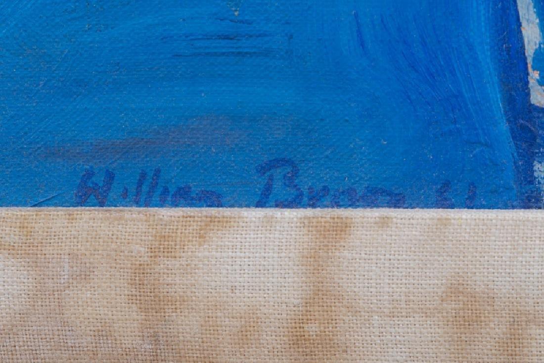 """WILLIAM THEOPHILUS BROWN: """"SUTRO BATH"""" - 5"""