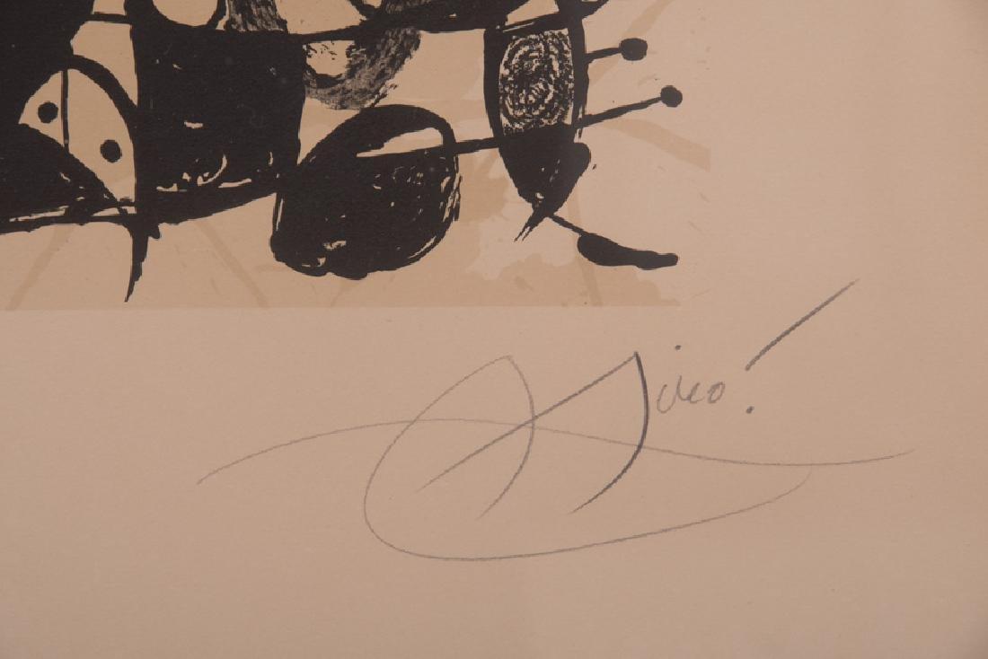 "JEAN MIRO: ""UNTITLED"" - 5"