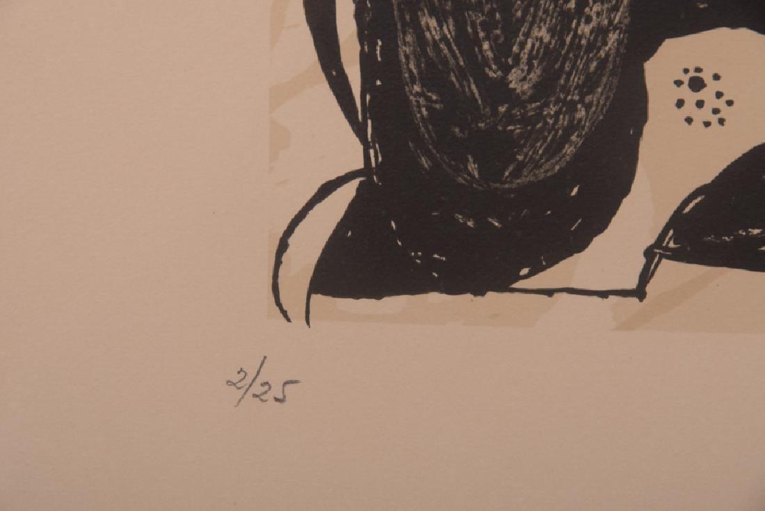 "JEAN MIRO: ""UNTITLED"" - 6"