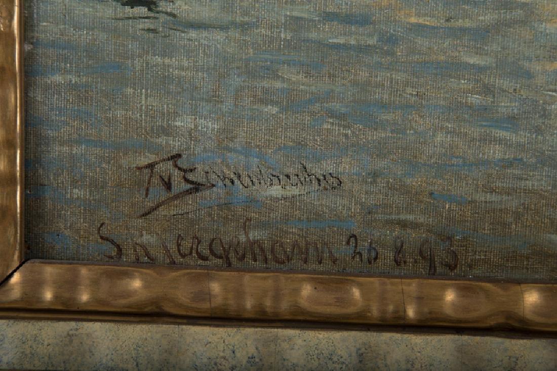 """THEMISTOCLES VAN ECKENBRECHES: """"SKJERJEHAMN"""" - 4"""