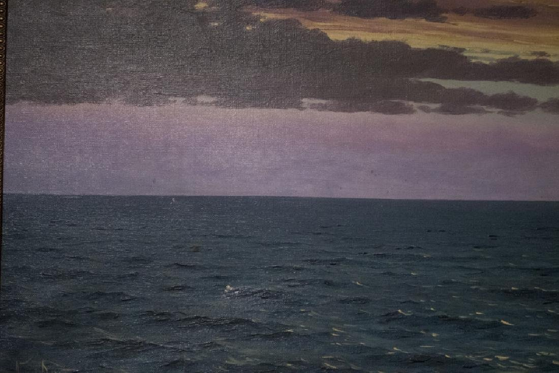 "WILLEM VAN DER DOES: ""SHIP ON THE HORIZON"" - 3"