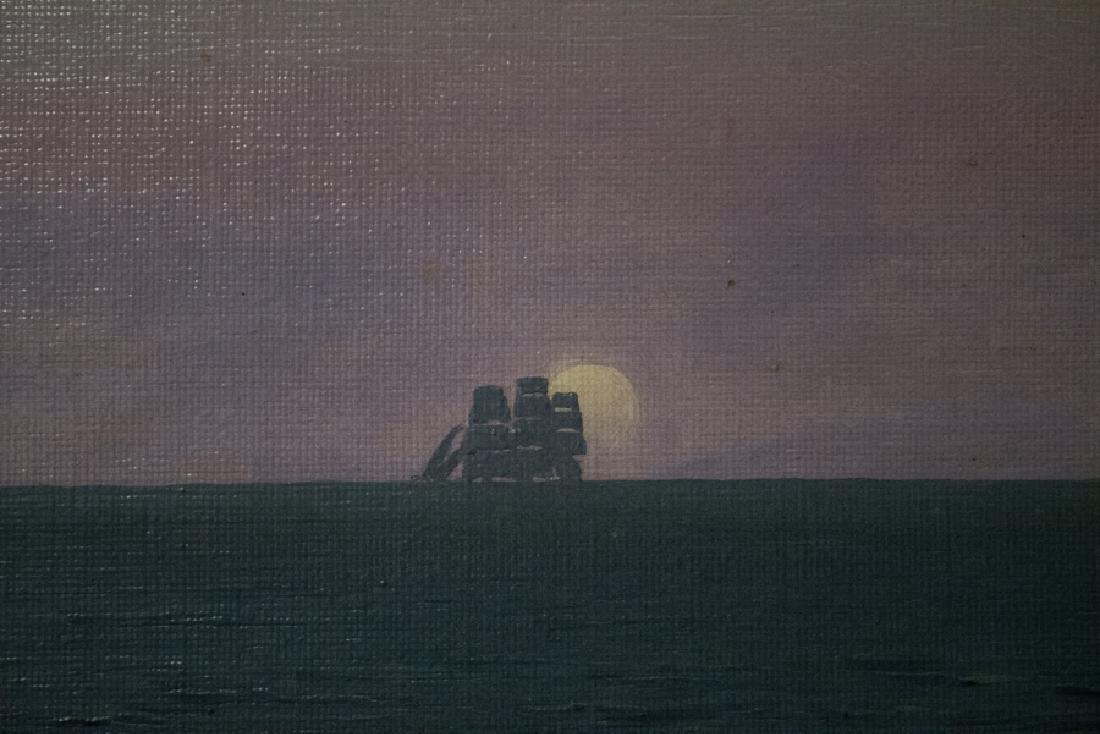 "WILLEM VAN DER DOES: ""SHIP ON THE HORIZON"" - 5"