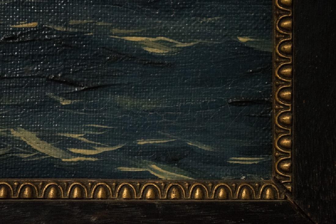 "WILLEM VAN DER DOES: ""SHIP ON THE HORIZON"" - 6"
