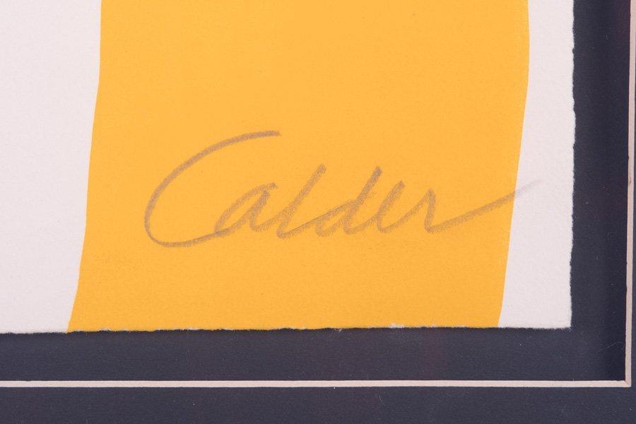 """ALEXANDER CALDER: """"THE CIRCUS"""" - 6"""