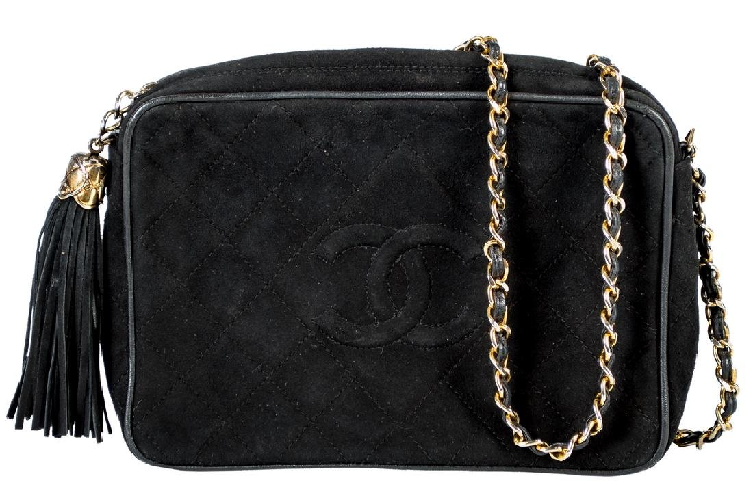 "CHANEL ""THE CAMERA CASE"" BAG"