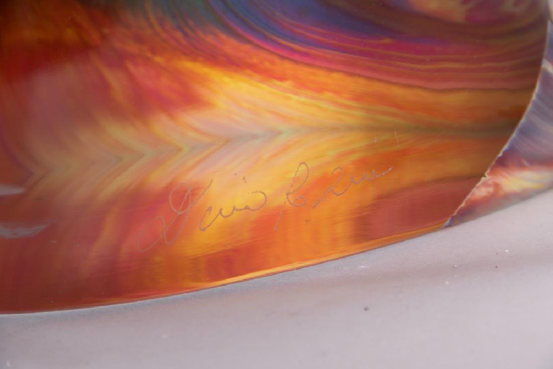 DINO ROSIN FOR MURANO: ART GLASS FIGURAL GROUP - 5