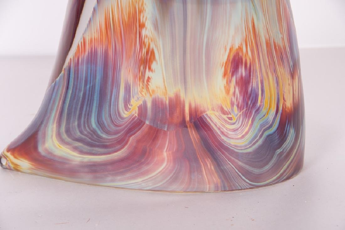 DINO ROSIN FOR MURANO: ART GLASS FIGURAL GROUP - 6
