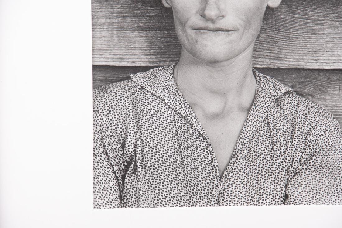 "WALKER EVANS: ""ALABAMA TENANT FARMER WIFE"" - 6"