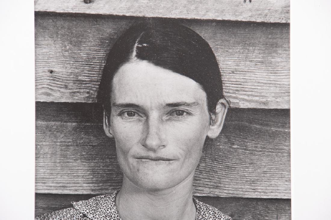 "WALKER EVANS: ""ALABAMA TENANT FARMER WIFE"" - 7"