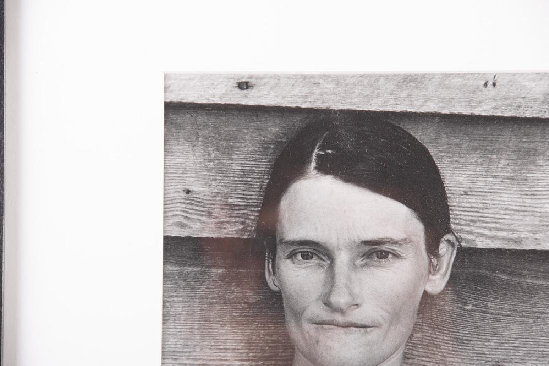 "WALKER EVANS: ""ALABAMA TENANT FARMER WIFE"" - 8"