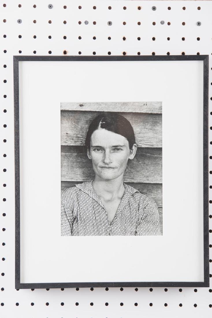 "WALKER EVANS: ""ALABAMA TENANT FARMER WIFE"" - 9"