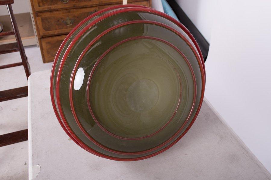 DAN DAILEY: ABSTRACT GLASS & METAL SCULPTURE - 4