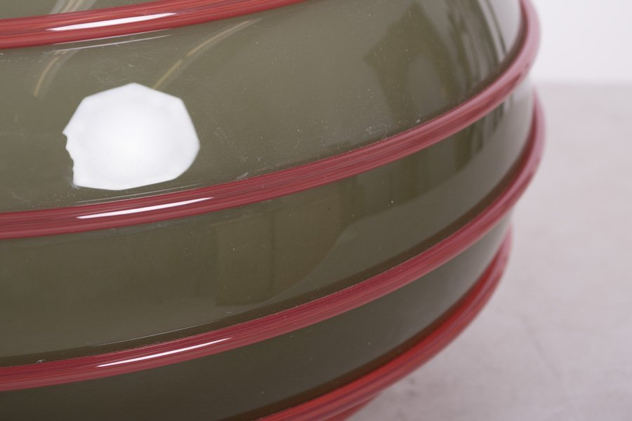 DAN DAILEY: ABSTRACT GLASS & METAL SCULPTURE - 5