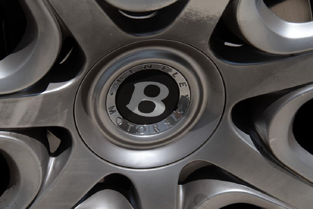 2008 BENTLEY CONTINENTAL GT CONVERTIBLE - 6