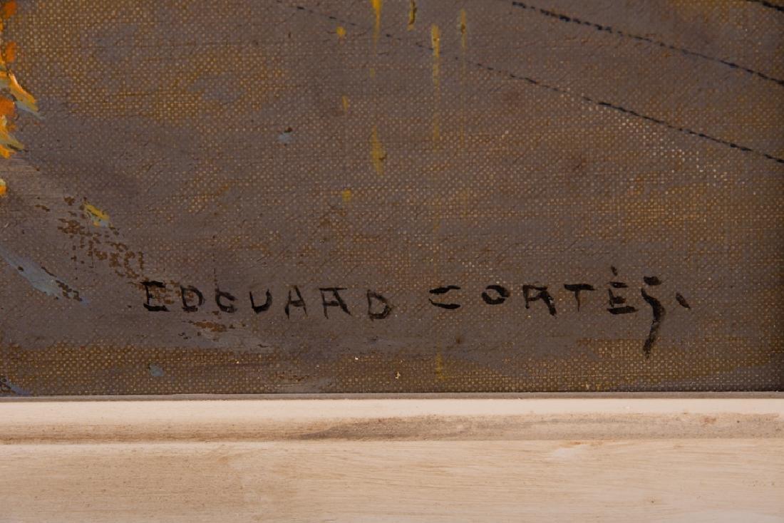 "EDOUARD CORTES: ""RUE RIVOLI"" - 9"