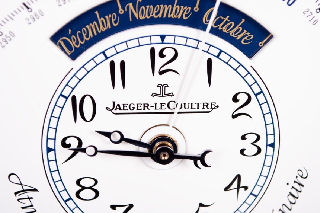 """JAEGER-LECOULTRE: ATMOS MILLENAIRE MARQUETERIE """"AUROR"""" - 4"""