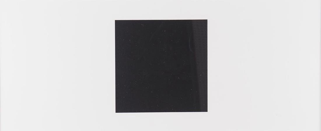 "ELLSWORTH KELLY: ""TWO WHITES & BLACK"""