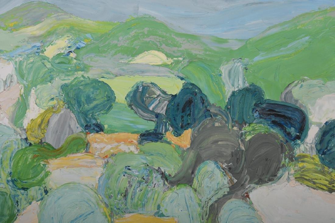"""ROGER MUHL: """"LES COLLINES DE GRASSE"""" - 9"""
