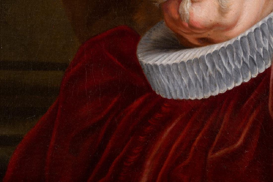 "AFTER ANTHONY VAN DYKE: ""PORTRAIT OF A NOBLEMAN"" - 10"