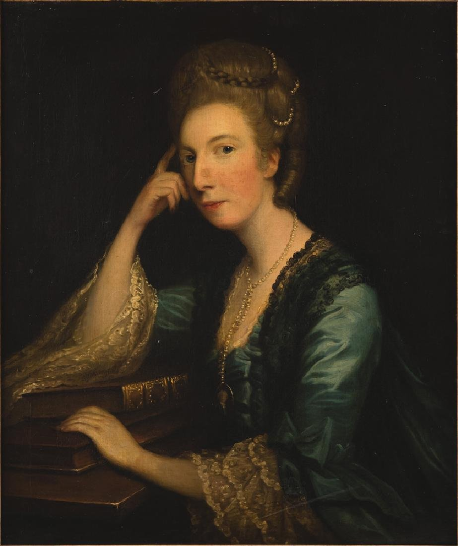 "AFTER SIR JOSHUA REYNOLDS:  ""PORTRAIT OF ELIZABETH"