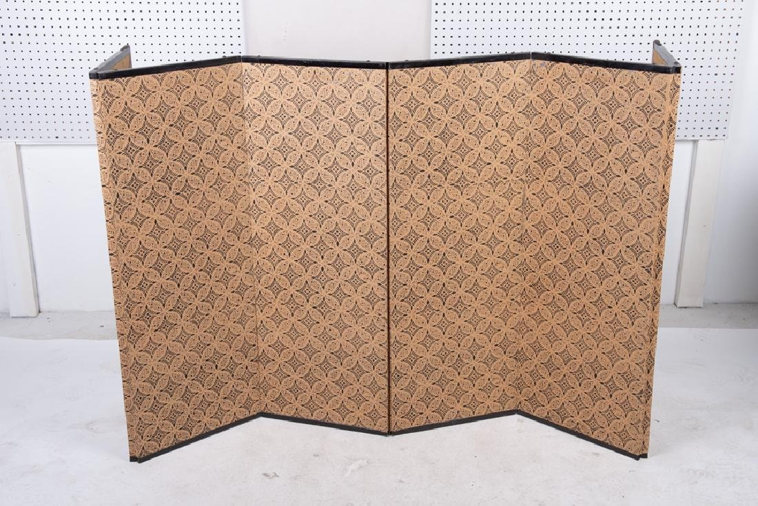 JAPANESE SIX-PANEL SCREEN - 2