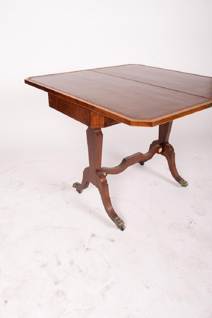 EDWARDIAN GAMES TABLE - 10