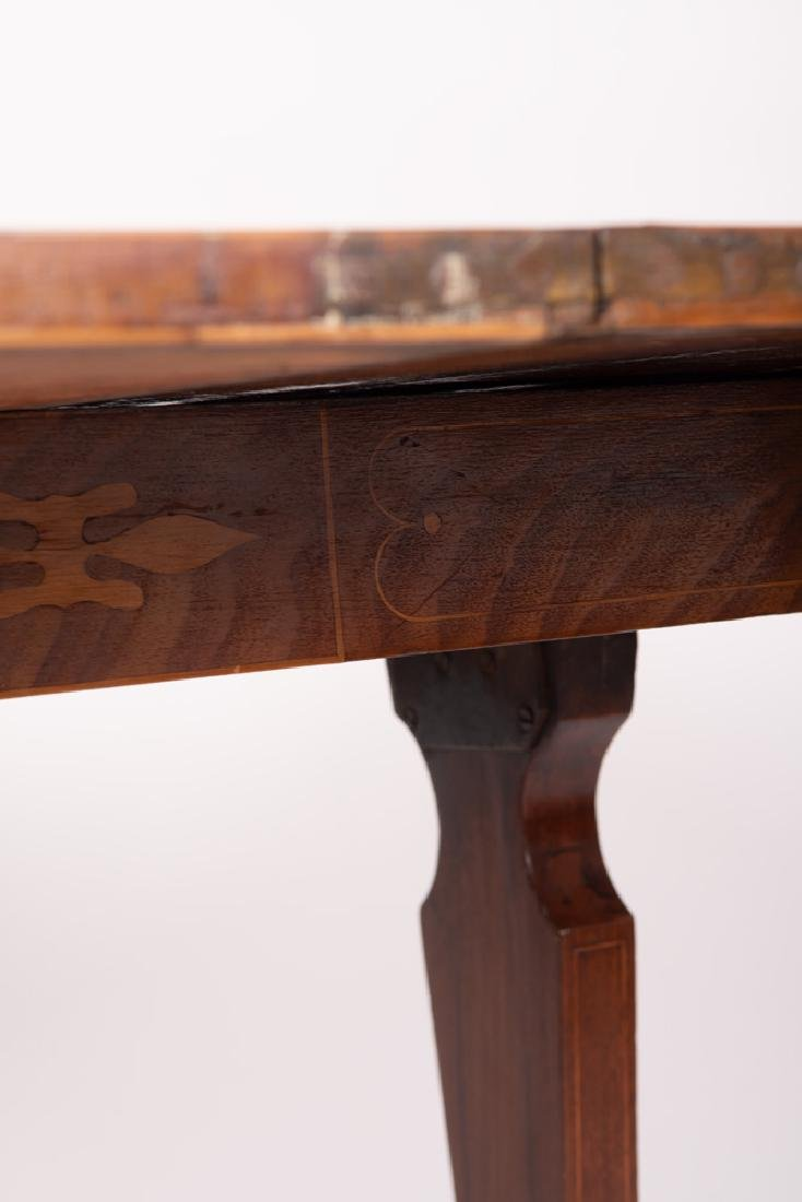 EDWARDIAN GAMES TABLE - 2