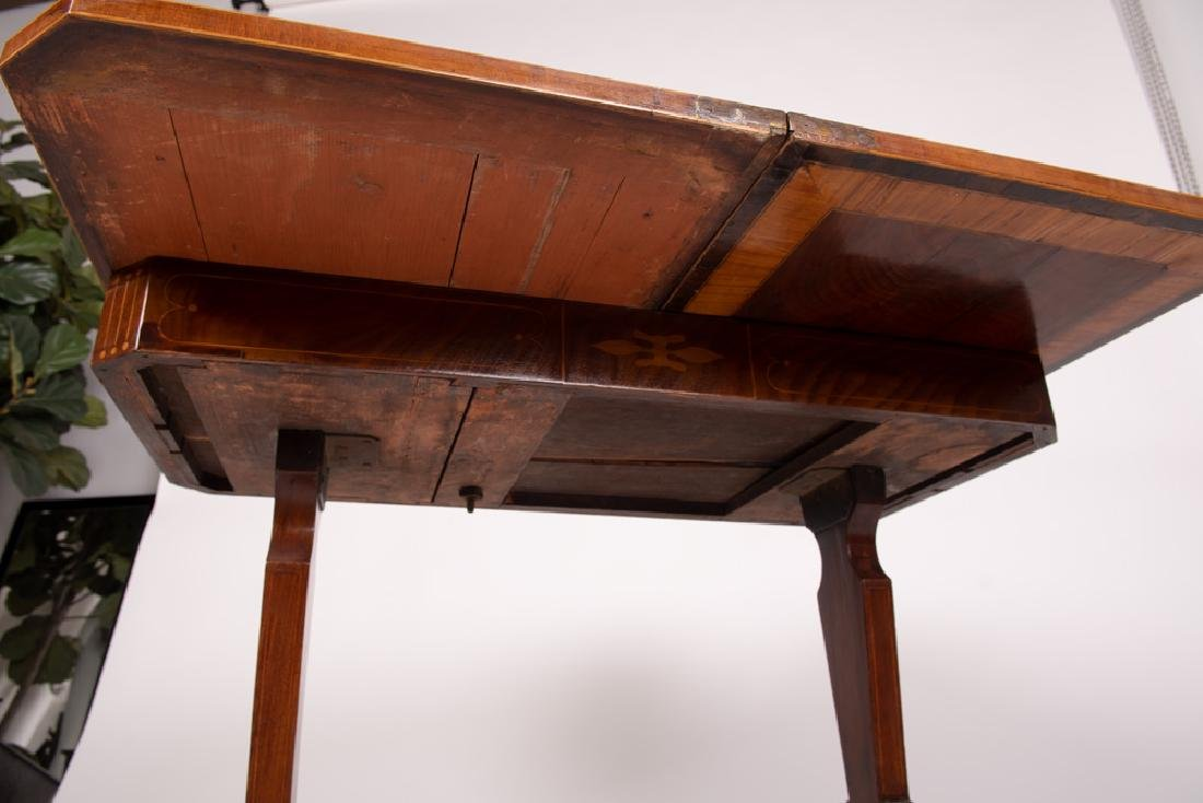 EDWARDIAN GAMES TABLE - 6