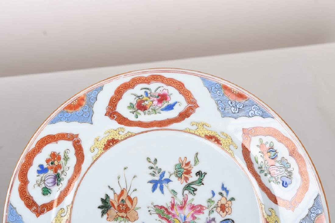 PAIR OF CHINESE EXPORT PORCELAIN BOWLS - 2