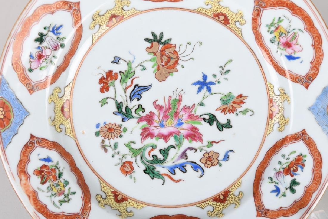 PAIR OF CHINESE EXPORT PORCELAIN BOWLS - 4