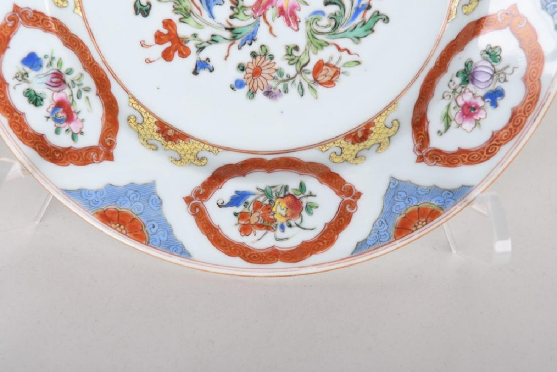 PAIR OF CHINESE EXPORT PORCELAIN BOWLS - 7