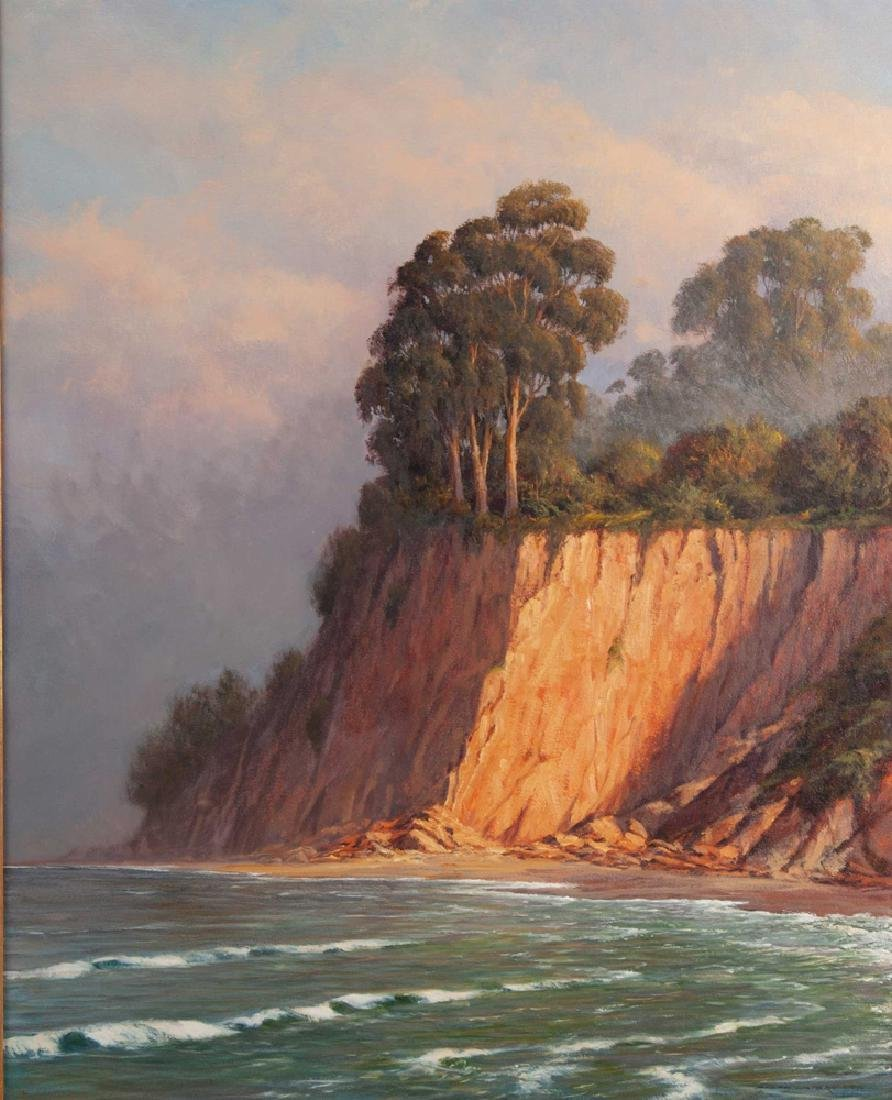 "RALPH WATERHOUSE: ""CALIFORNIA COAST"""