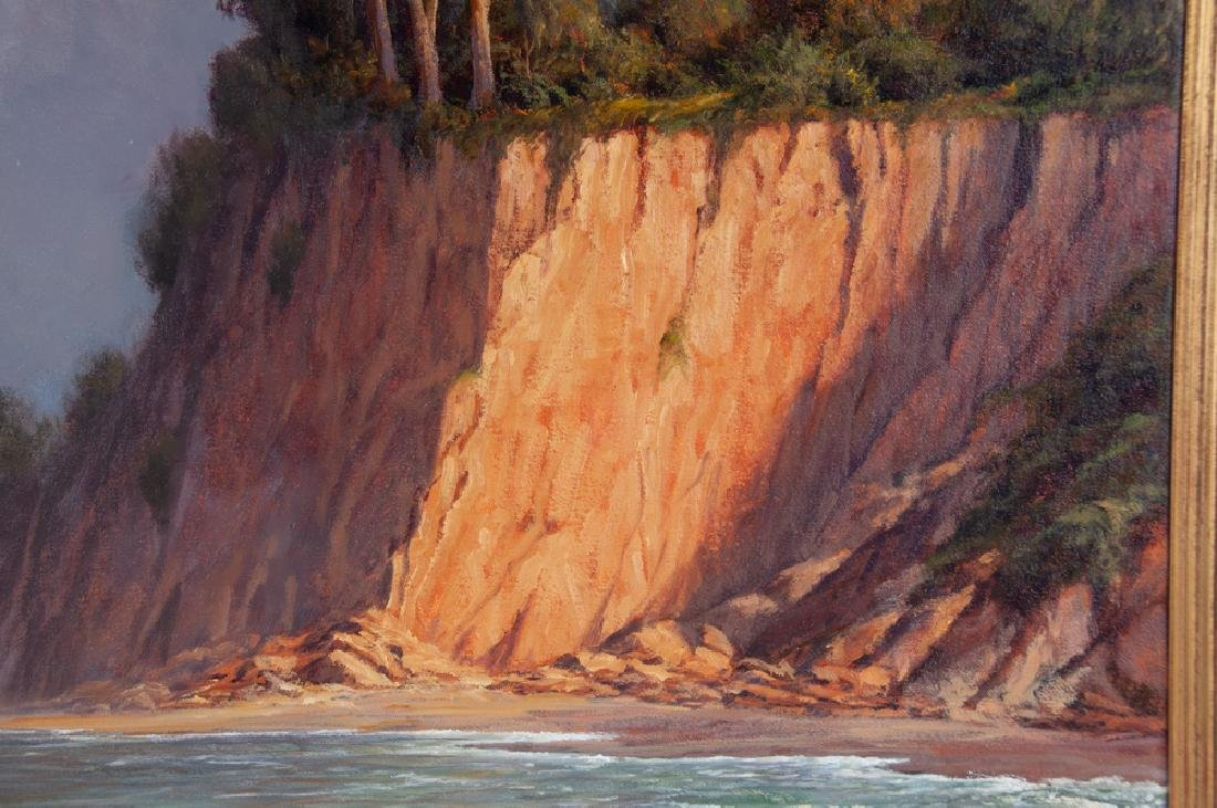 "RALPH WATERHOUSE: ""CALIFORNIA COAST"" - 5"