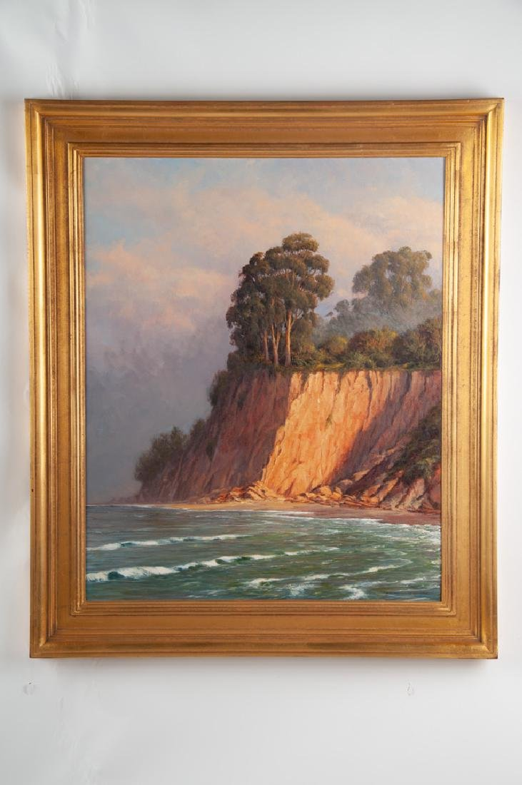 "RALPH WATERHOUSE: ""CALIFORNIA COAST"" - 9"