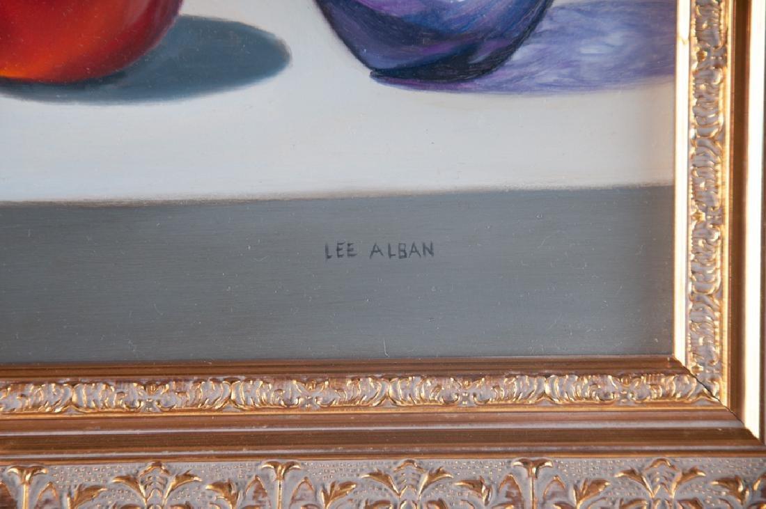 "LEE ALBAN: ""UNTITLED"" - 8"