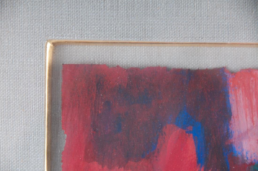 """CLEVE GRAY: """"ABSTRACTION"""" - 10"""