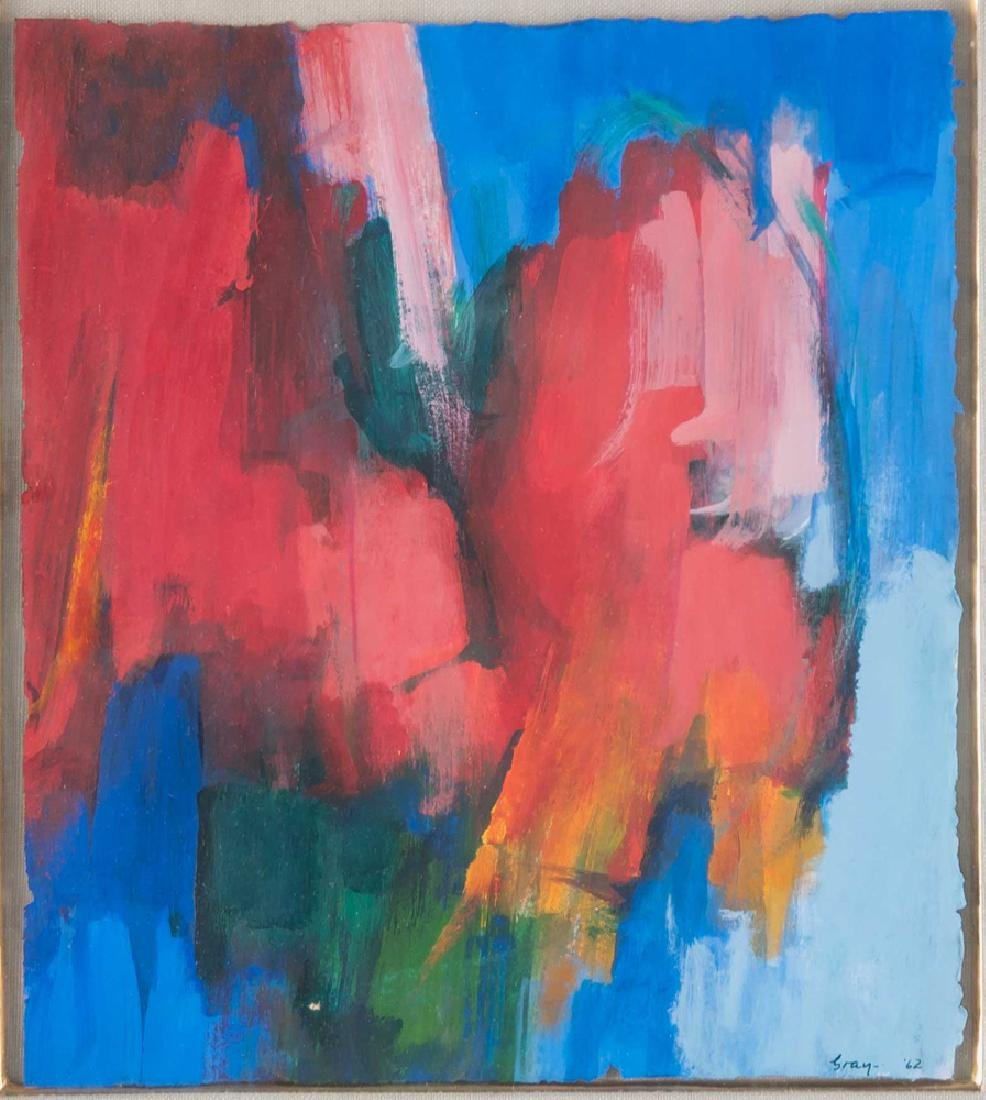 """CLEVE GRAY: """"ABSTRACTION"""""""