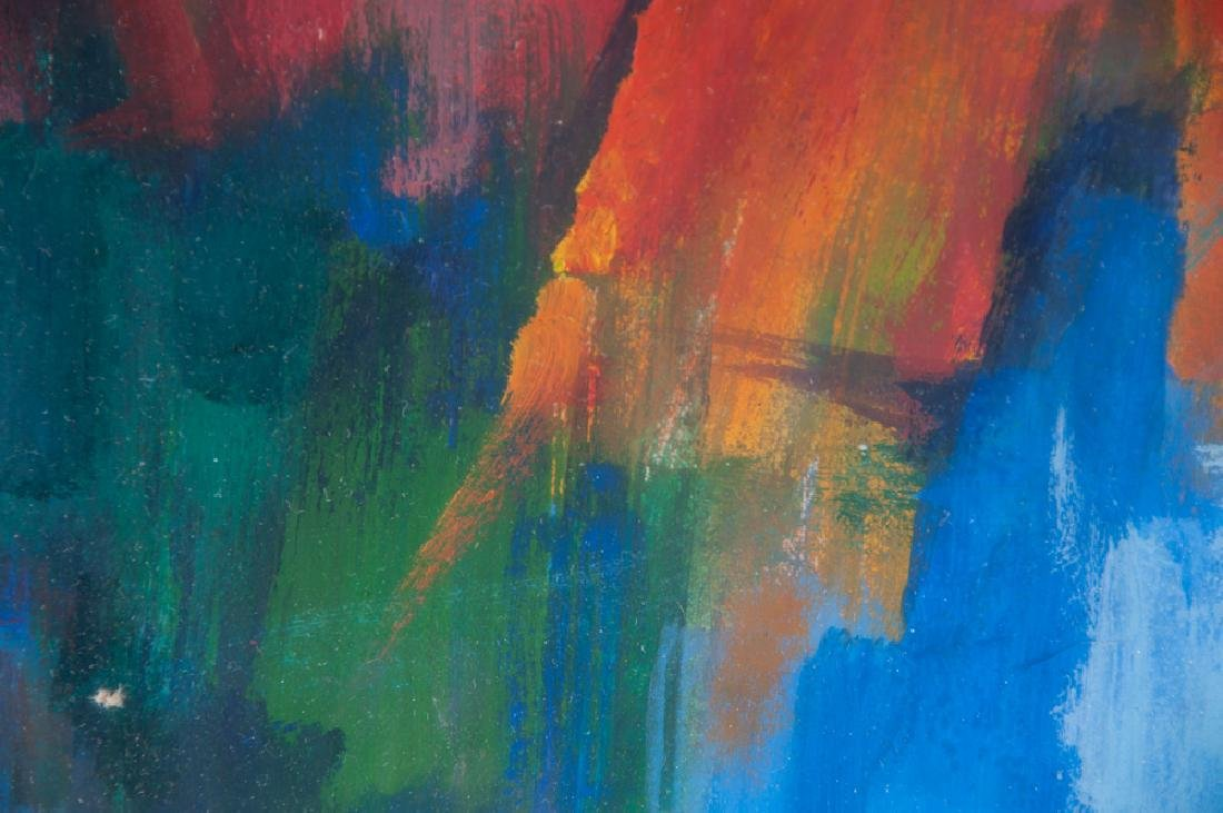"""CLEVE GRAY: """"ABSTRACTION"""" - 7"""