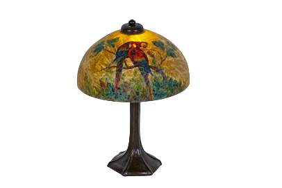 HANDEL MACAW DESK LAMP